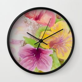 Sisters Wall Clock