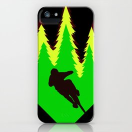 Rastafaride iPhone Case