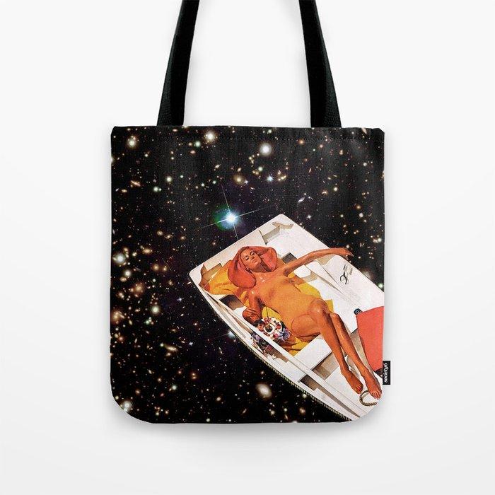 Cosmic Float 2 Tote Bag