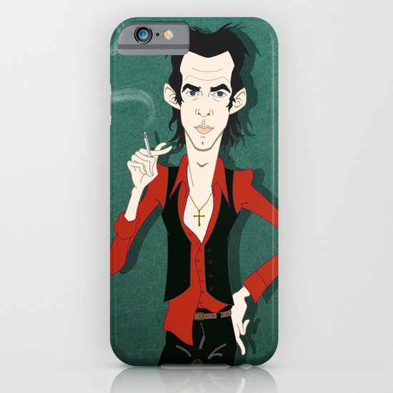 Nick is down here for your soul iPhone & iPod Case