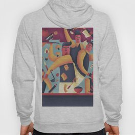 Chaos in the kitchen Hoody