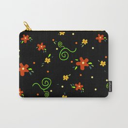 Giulia's Flowers Carry-All Pouch