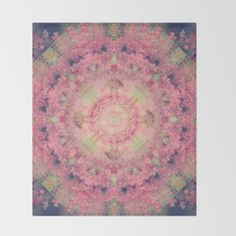 Marie Antoinette Throw Blanket
