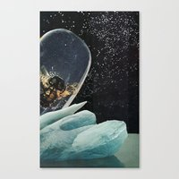 bee Canvas Prints featuring bee by Hugo Barros