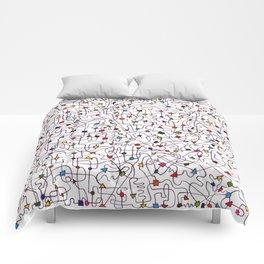 The Brain Number Three Comforters