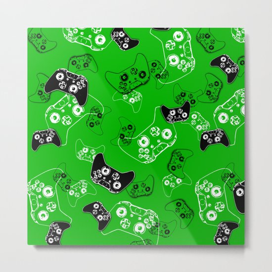 Video Game Green by ts55