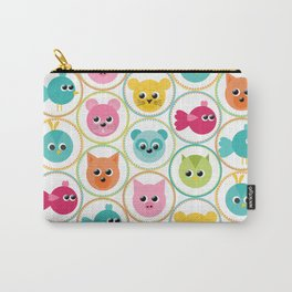 Tiny Critters 1 Carry-All Pouch