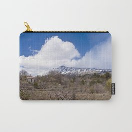Sicilian Volcano ETNA Carry-All Pouch