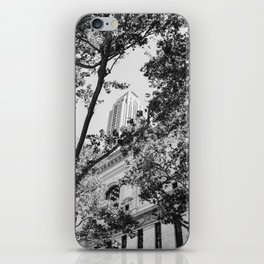 New York Library iPhone Skin
