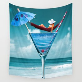 Chillax Wall Tapestry