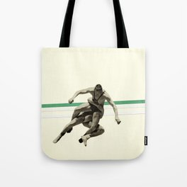 The Wrestler Tote Bag