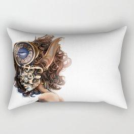 Masked Rectangular Pillow
