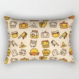 cute halloween Rectangular Pillow
