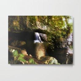 Natural arch Metal Print