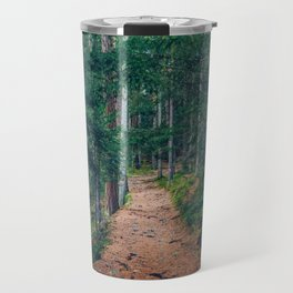 The Forest Path Travel Mug