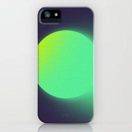 Lorem de Loop #007 iPhone Case