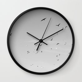 The Migration Wall Clock