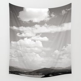 Cloud Coverage Wall Tapestry