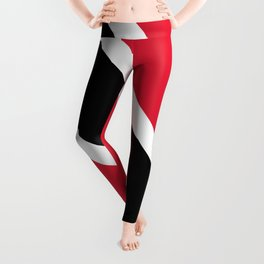 Trinidad & Tobago Flag Leggings