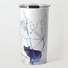 Organic prison Travel Mug