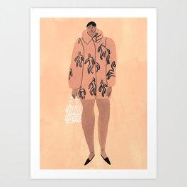 Shrimps! #1 Art Print