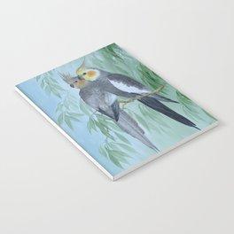 Cockatiels Notebook