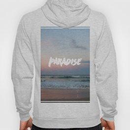 Paradise on the beach Hoody