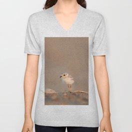 Chick/Baby Bird Unisex V-Neck