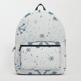 Winter Pattern Backpack