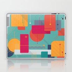 Thinking Of Summer Laptop & iPad Skin