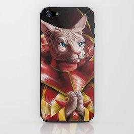 Ming the Fur-ciless iPhone Skin