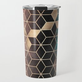 Ombre Dream Cubes Travel Mug