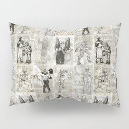 Universal Monster Pattern Pillow Sham