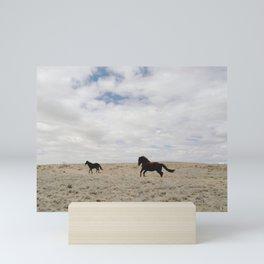 San Juan Horse Run Mini Art Print