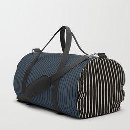 Color Block Lines XVII Duffle Bag