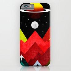 Moon hills iPhone 6s Slim Case