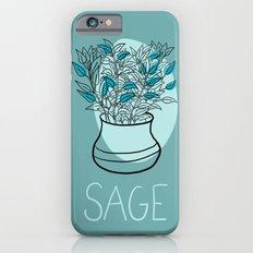 Sage iPhone 6s Slim Case