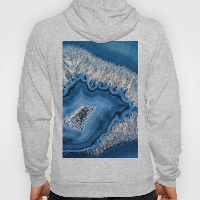 Blue agate 3064 Hoody