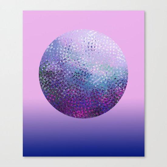 Galatic Sphere Canvas Print
