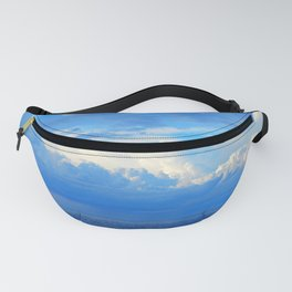 Clouds out at Sea Fanny Pack