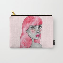 Pink haired stargirl Carry-All Pouch