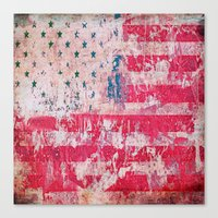 equality Canvas Prints featuring Equality by Fernando Vieira