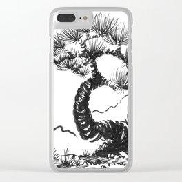 Bonsai Clear iPhone Case
