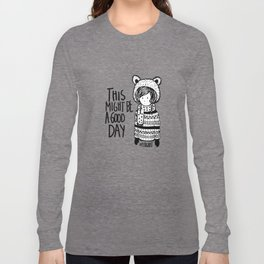 Teddy Bear Boy  Long Sleeve T-shirt