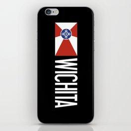 Wichita: Wichitan Flag & Wichita iPhone Skin