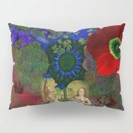 Adam and Eve's Harmonious Earth Pillow Sham
