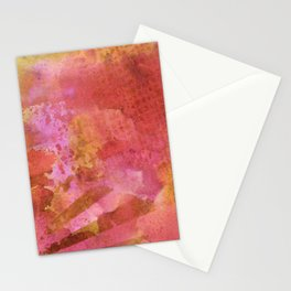Abstract No. 252 Stationery Cards