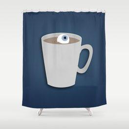 Sherlock - Surprisingly Okay v2 Shower Curtain