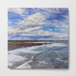 Coastal Daydreams Metal Print