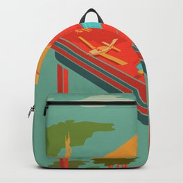 Organ House Backpack